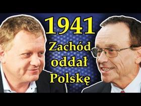 Embedded thumbnail for Zachód ODDAŁ Polskę ZSRR już w 1941 roku. Rozmowa z Andrzejem Nagórskim.