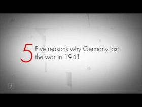 Embedded thumbnail for 5 Reasons Why Germany Lost the War in 1941